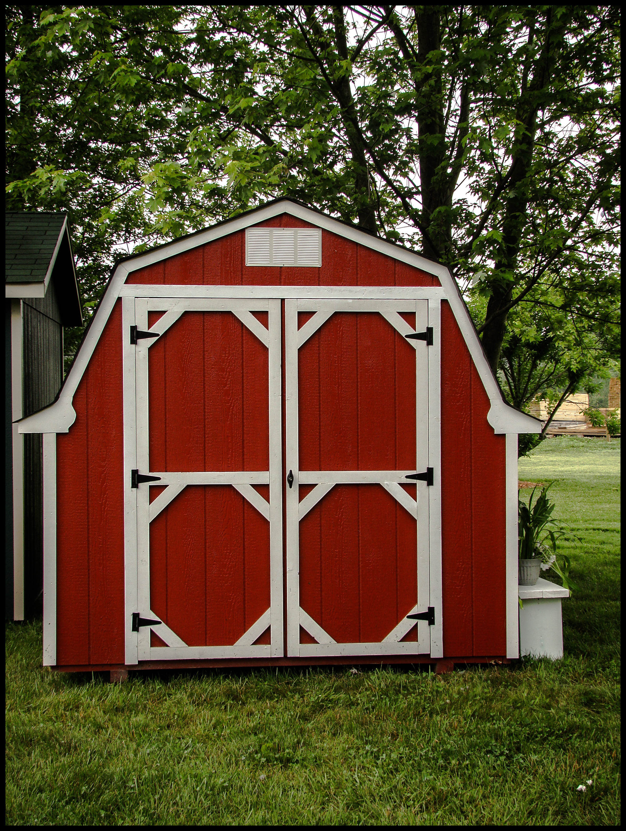 sheds red of best and in construction barn indiana barns lebanon