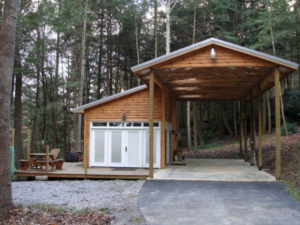 custom built onsite custom build rv storage custom home - Storage Building Homes
