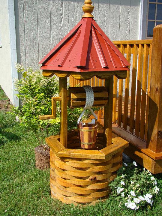 Wishing Well Garden Decor House Decor Ideas