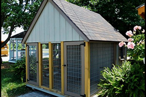 Dog Kennel Picture