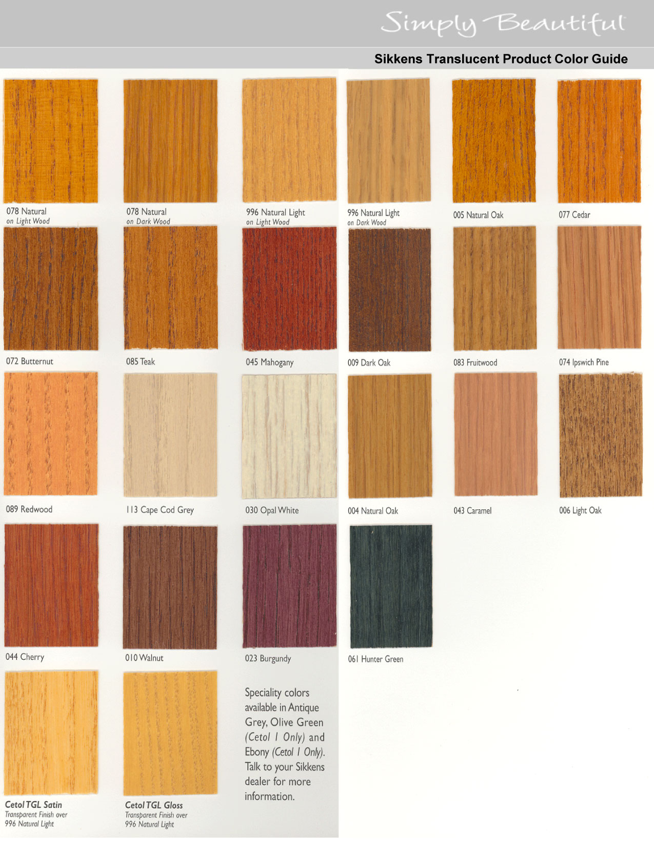 Cabinet Wood Stain Colors Sherwin Williams 2017