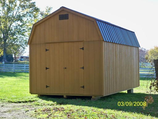 Rent to Own Storage Buildings