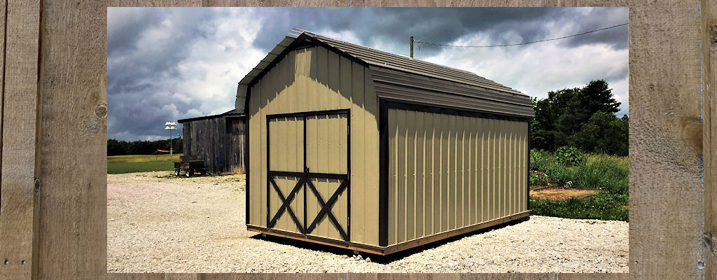 Garden Sheds Quick Delivery rent to own storage buildings, sheds, barns, lawn furniture